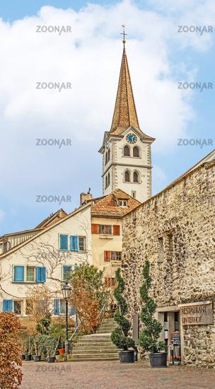 St. Dionysius  Diessenhofen, Thurgau, Schweiz