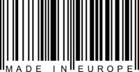 Barcode - Made in Europe