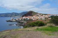 Madeira, view towards Canical
