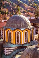 Rila Monastery, Rilsky monastery in Bulgaria