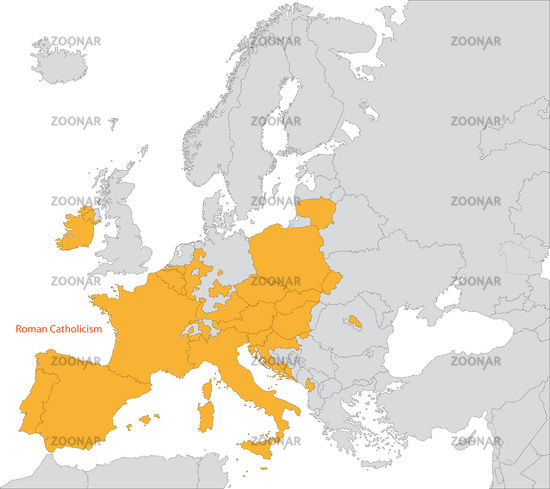 Roman Catholicism in Europe
