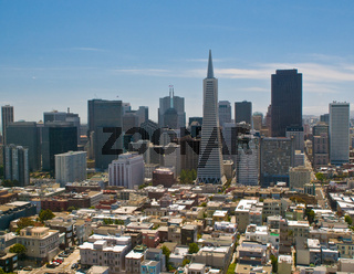 Panorama of San Francisco