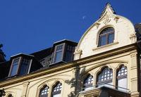 House facade, Brüsseler Str., Neustadt-Süd, Belgian Quarter, Cologne, NRW, Rhineland
