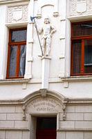 Cologne-Kalk, Residential house Bertramstr., NRW, Rhineland, Germany