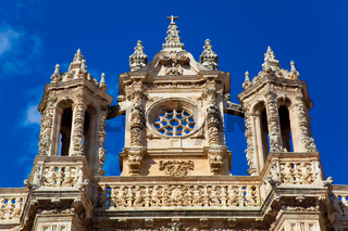 Cathedral of Astorga, Leon, Spain