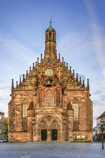 Frauenkirche, Nuremberg, Germany