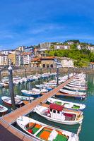 Fishing Port, Mutriku, Spain