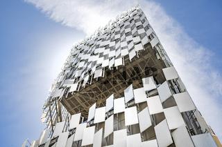 FRAC Tower, Marseille
