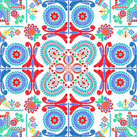 Hungarian embroidery pattern 116