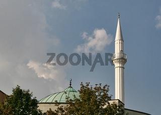 Moschee in Mannheim