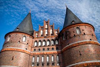 Holstentor Lübeck Türme