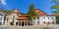 Bachkovo Monastery, founded in the 11th century, Bulgaria