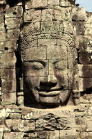 The Face of the King – Bayon Temple, Angkor Thom, Cambodia
