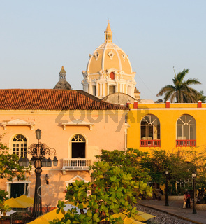 Streets of Cartagena, Colombia
