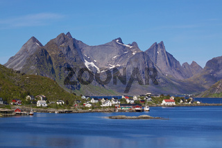 Picturesque Lofoten