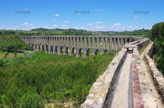 Tomar aqueduct - Tomar aqueduct 09