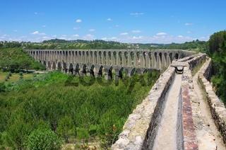Tomar Aquaedukt - Tomar aqueduct 09