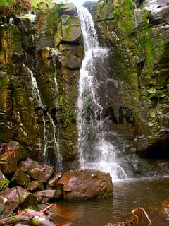 Phantom Falls in Victoria Australia