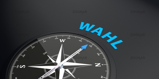 Compass Wahl