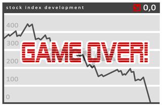 Aktienkurs Game Over