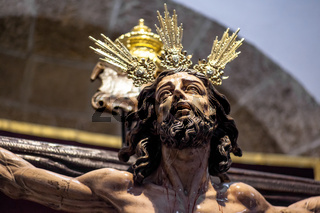 Christ of the forgiveness