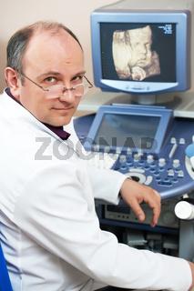 ultrasound medical doctor