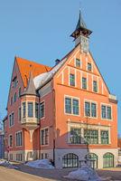 Rathaus, Lindenberg im Allgäu