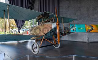 Albatros B.IIa Trainer Plane