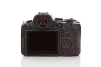 Digital mirrorless full frame camera back.