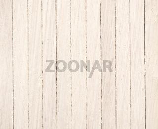 White oiled solid oak parquet