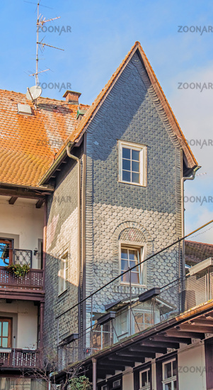Old Town Gable Constance