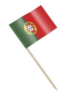 Flag of Portugal toothpick