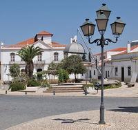 Typical place in Beja, Alentejo - Portugal
