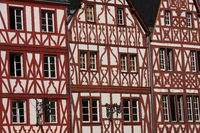 Trier Half timbered-houses