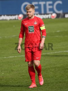 Jean Zimmer 1.FC Kaiserslautern DFB 3.Liga Saison 2020-21