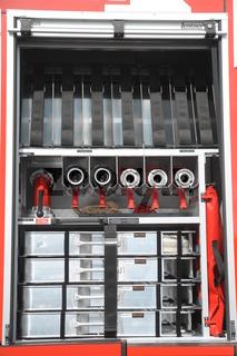Feuerwehrauststattung