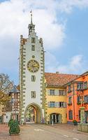 Siegelturm Diessenhofen, Kanton Thurgau, Schweiz