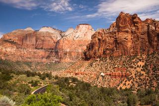 Zion mountain
