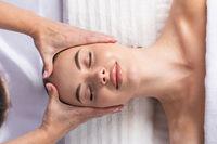 Face Massage Spa Treatment