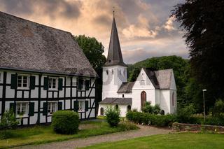 Bergneustadt, Bergisches Land, Germany