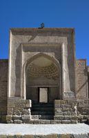 Chor-Bakr Necropolis: ancient graves of Juibar sheikhs