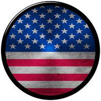 US Metallic Button