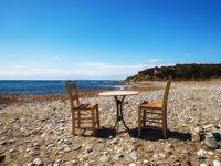 Beach from Koraka - Crete