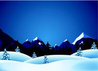 Winter Lanscape