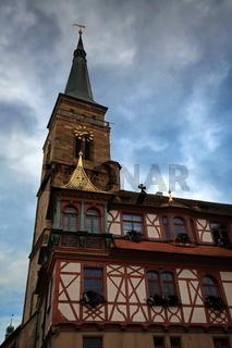 Schwabach ist eine Stadt in Bayern mit vielen historischen Sehenswürdigkeiten