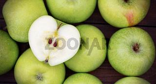 Healthy food concept image