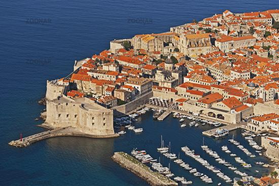 Dubrovnik, Kroatien   Dobrovnik, Croatia