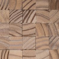 top view of wooden cubes or blocks
