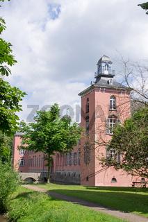 Schloss Kalkum, Düsseldorf-Kalkum, NRW, Deutschland