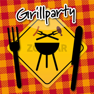 Grillparty, Wintergrillen, Angrillen